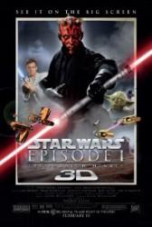 Междузвездни войни: Епизод 1 Невидима заплаха 3D
